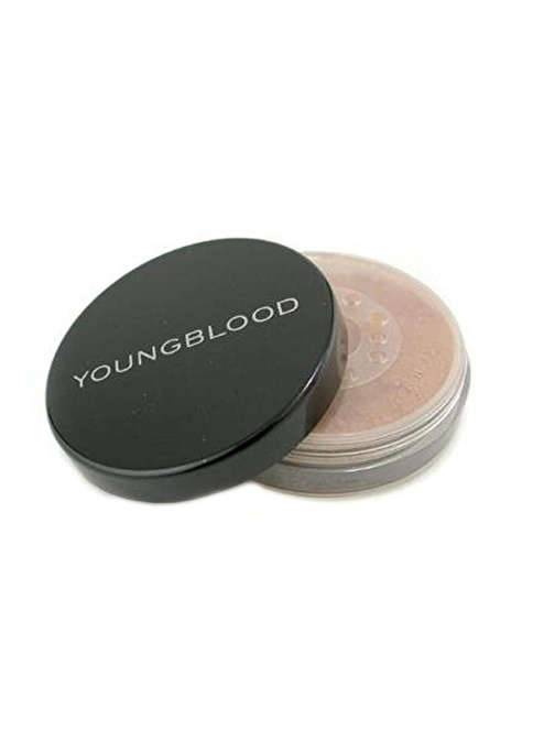 Young Blood Natural Loose Mineral Foundation - Mineral Toz Fondöten Tawnee 10 gr Ten
